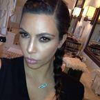 Kim Kardashian 'calm' over baby weight, says trainer