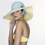 Philip Treacy designs exclusive  sun hat collection for Thomson