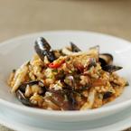 Italian Recipe: Risotto frutti di mare