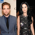 Katy Perry & Robert Pattinson crash a wedding?