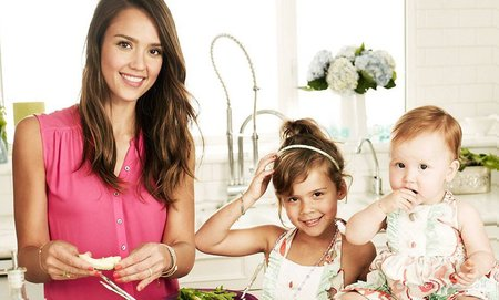 Celeb Homes: Inside Jessica Alba's stylish family nest