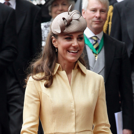 Kate Middleton shows hats don't need to match