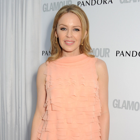 Kylie Minogue at Glamour Women of the Year Awards 2013