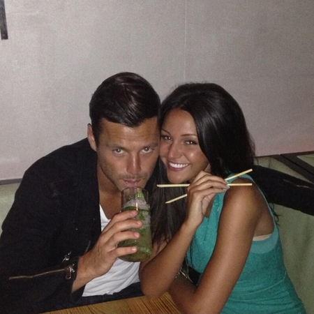 Michelle Keegan and Mark Wright birthday date