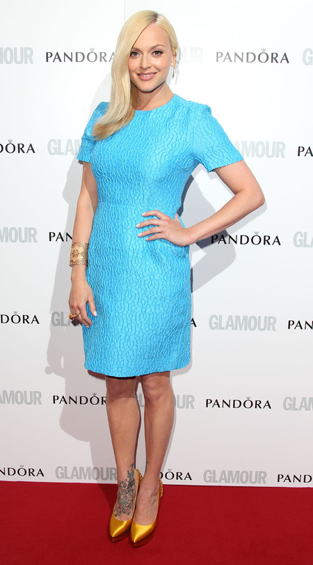Fearne Cotton at Glamour Women of the Year Awards 2013