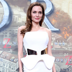 Angelina Jolie Named the Highest-Paid Actress