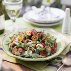 Chicken and Chorizo Salad Recipe
