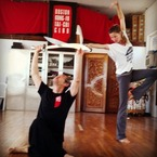 Exercise class to try: Gisele's kung fu workout
