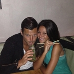Mark Wright & Michelle Keegan date night