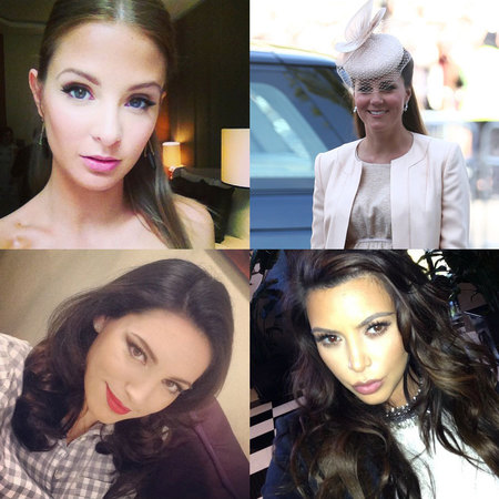 Millie Mackintosh, Kate Middleton, Kelly Brook & Kim Kardashian come under Lee's microscope