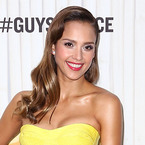 REVEALED: Inside Jessica Alba's beauty bag