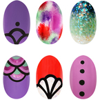 ISLE OF WIGHT: Revlon's festival nail art designs