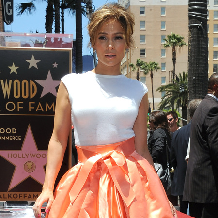 Jennifer Lopez - Christian Dior dress - handbag.com