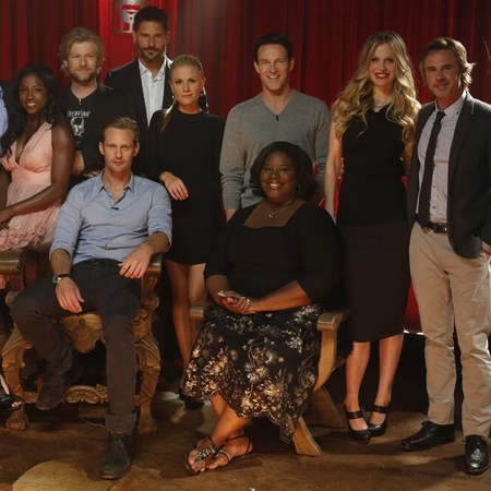 True Blood cast celebrate Season 6