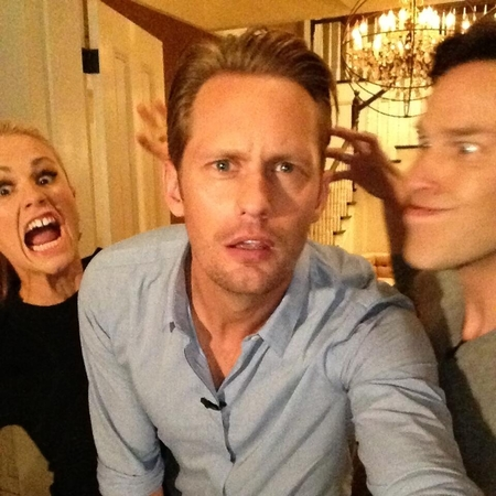 True Blood Season 6 cast and writers live interactive event