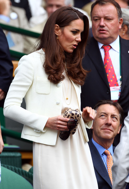 What Kate Middleton wears to Wimbledon - Kate Middleton - Wimbledon fashion - handbag.com