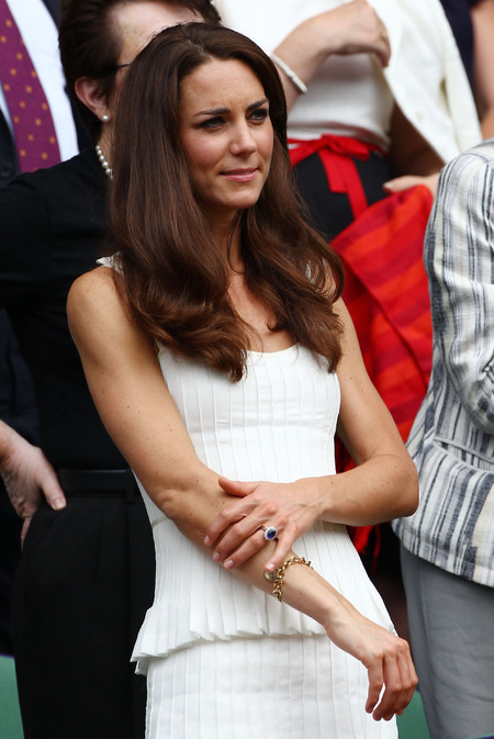 What Kate Middleton wears to Wimbledon