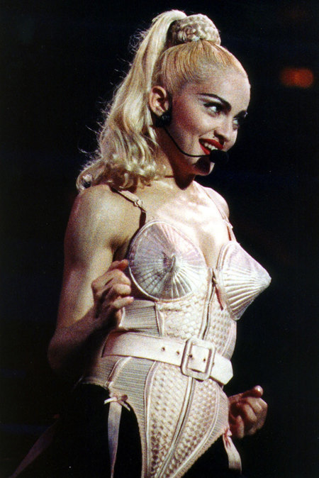 Madonna's cone bra
