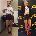 CELEBRITY FASHION: Jessie J's self-styled wardrobe