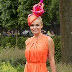 ROYAL ASCOT: Posh frocks at the 2013 races