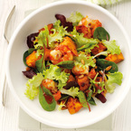 Salad Ideas: Moroccan Sweet Potato & Prawn Salad