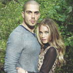 Max George becomes model for Buffalo David Bitton