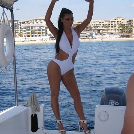 If you are an hourglass body shape like Kim Kardashian