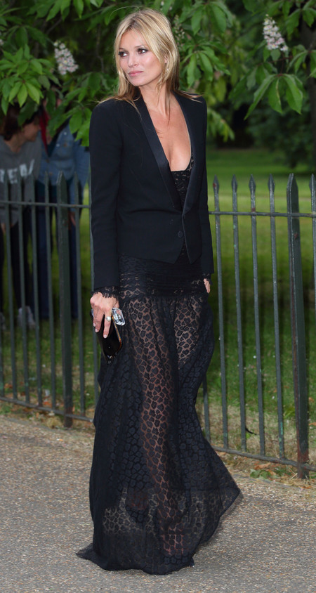 BEST KATE MOSS MOMENTS: Sheer Trend again