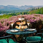 Review: Afternoon tea at Holbeck Ghyll, Lake District