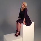 Fearne Cotton looks amazing for new Very AW13 shoot