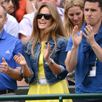 'Wimbledon WAG' Kim Sears has best hair