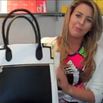 What's in my handbag: Lydia Bright's Dorothy Perkins