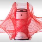 Designer dustbins inspired by Lady Gaga