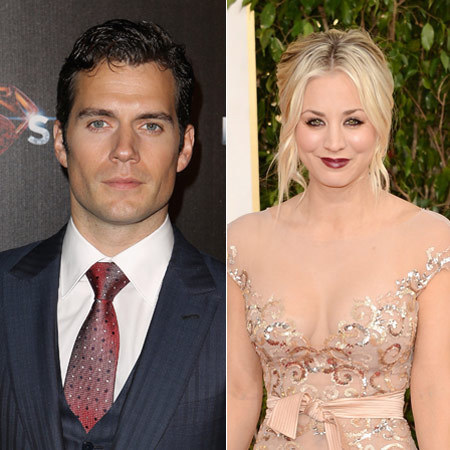 Henry Cavill and Kaley Cuco