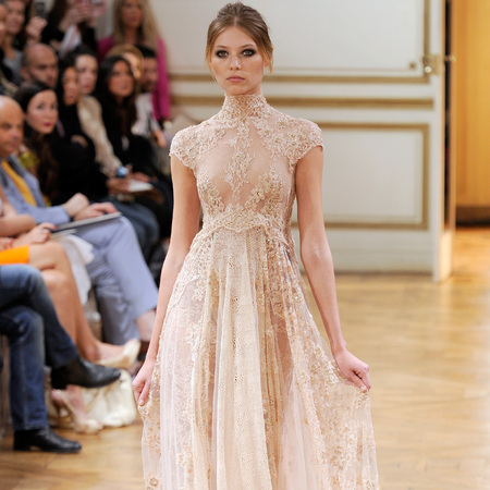 Paris Couture Fashion Week AW13, Zuhair Murad