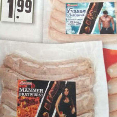sexist sausages