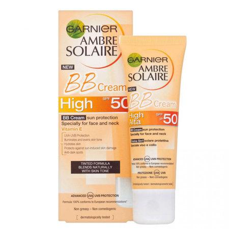 Garnier Ambre Solaire BB Cream Sun Protection High SPF 50