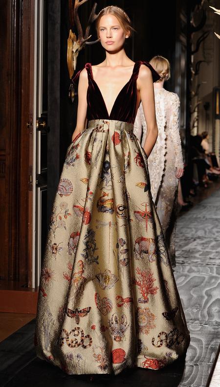 Paris Couture Fashion Week AW13