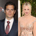Henry Cavill dating Kaley Cuoco?