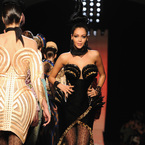 Paris Courture Week: Jean Paul Gaultier and Elie Saab