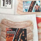 Sexist sausages cause outcry in Germany
