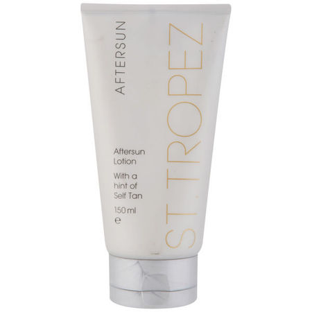 St. Tropez Aftersun Lotion With a Hint of Self Tan