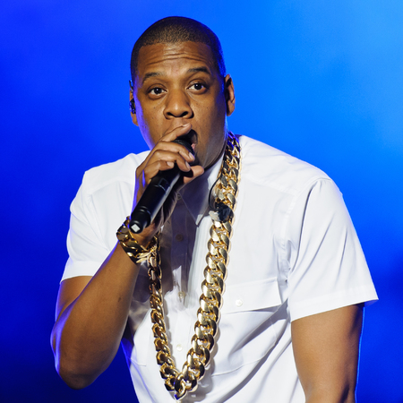 Jay Z performs at Wireless festival 2013