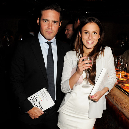 Made In Chelsea's Spencer Matthews and Lucy Watson dated briefly before he cheated on her