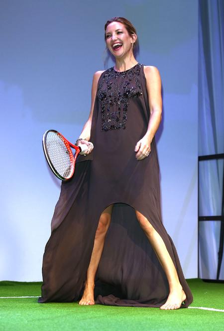 Kate Hudson attends Novak Djokovic Foundation gala dinne