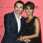 Halle Berry gives birth to a son