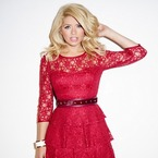 Holly Willoughby heats up AW13 at Very.co.uk
