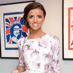 Lucy Mecklenburgh confirms romance with Max George