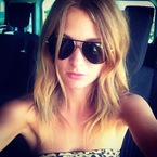 Millie Mackintosh goes blonde for summer