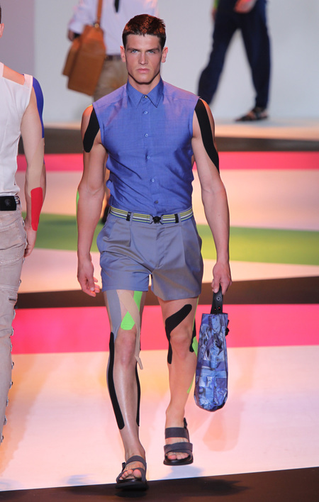 Versace mesnwear SS14
